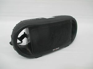 ECOXGEAR EDI EGBT500 Rugged & Waterproof Bluetooth Speaker BLACK (35948)