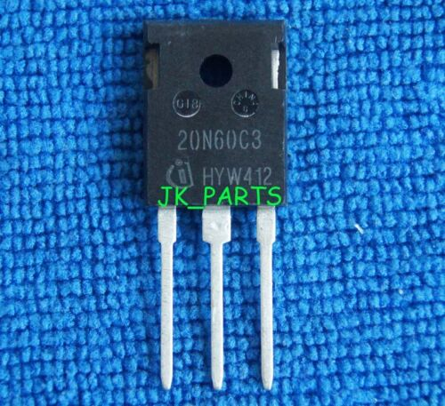 SPW20N60C3 20N60C3 TO-3P INFINEON
