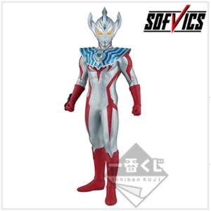 NEW Ultraman Taiga Ultra Heroes Ichiban Kuji A prize SOFVICS Figure Soft Vinyl