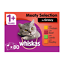 80-x-100g-Whiskas-1-Adult-Wet-Cat-Food-Pouches-Mixed-Meaty-In-Gravy thumbnail 11
