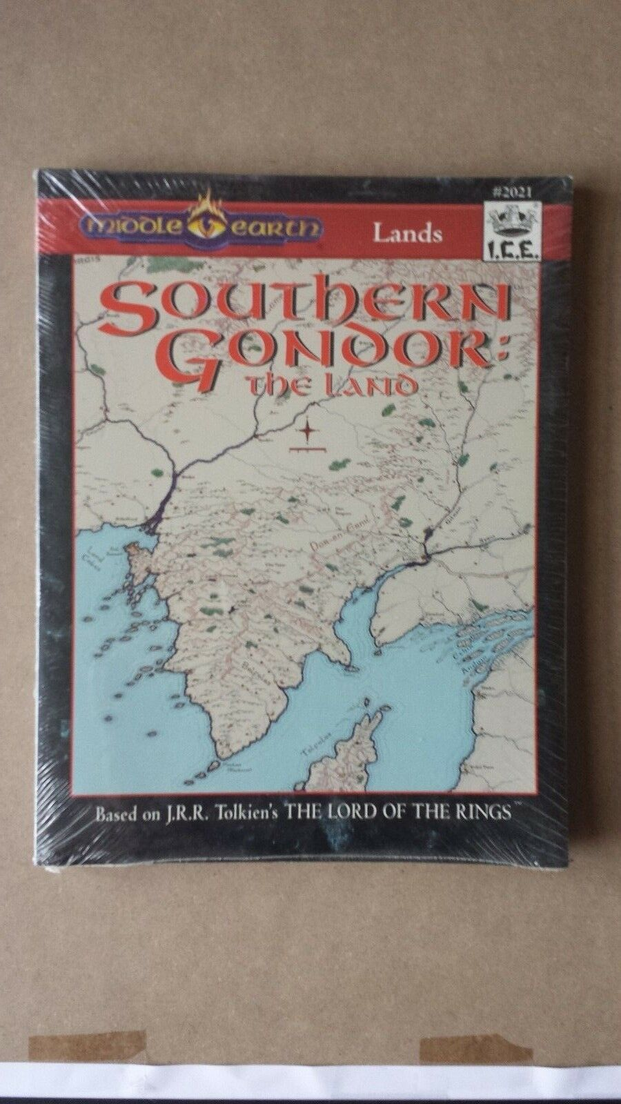 New MERP Southern Gondor  The Land FACTORY SEALED