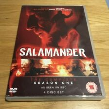 Salamander The Complete Season One 4 DVD Set 5027035010809