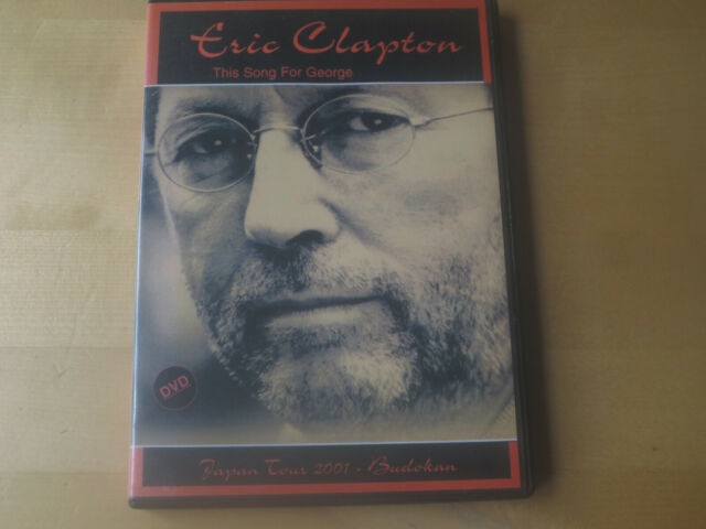 Eric Clapton - This Song for George - Budokan 2001 - DVD