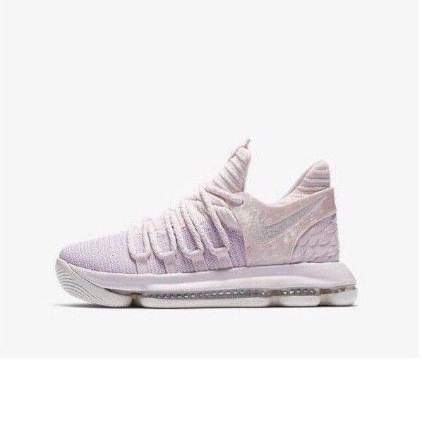 Nike KD 10 Aunt Pearl AQ4264-601 (Gs) Dimensione 5-7