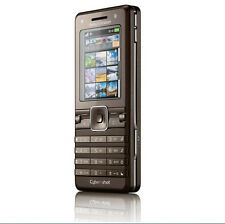 Sony Ericsson K770i - Truffle brown 3G Cell Phone Free shipping