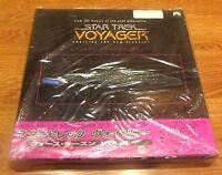 Star Trek Voyager Laserdisc Box Set 4th Season Vol 2 & Sealed