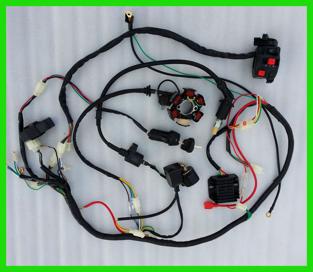 electronic cdi box repair 75  success rate vintage ski linhai 49cc moped wiring-diagram