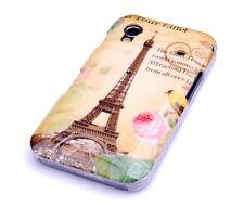 Funda para Samsung Galaxy Ace s5830 funda protectora case hard cover parís torre Eiffel