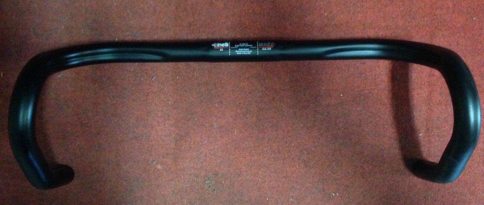 Lenker Rennrad Cinelli Solide 40 42 44 road Fahrrad handlebar aluminiun 26