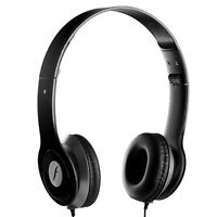 Frisby Fhp-900 Foldable Adjustable Lightweight Headphone W/ In-line Mic For Pc