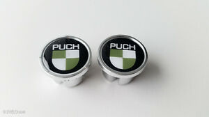 Vintage style Puch Handlebar End Plugs
