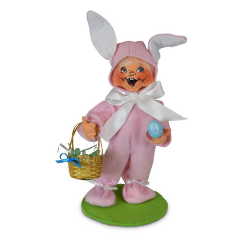 ANNALEE  EASTER BUNNY KID IN A BUNNY  COSTUME BRAND NEW