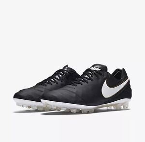timeless design 1206d bdfbf 2016 Nike Tiempo Legend VI 6 AG-R Gold Soccer Cleats Boot ...