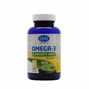 Lysi Omega 3 Kokemuksia