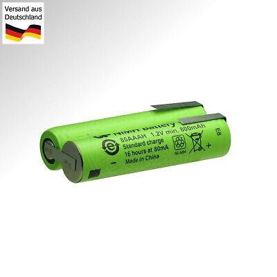 Philips Philishave Rasierer Akku Batterie Battery Accu Ersatzakku 2,4V NiMH
