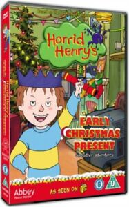 Nuovo-Horrid-Henry-And-The-Presto-Natale-Present-DVD
