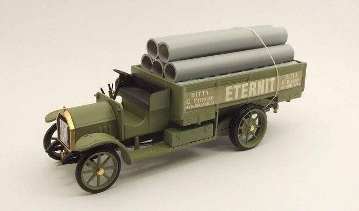 Rio 4354 - Fiat 18 BL Autocarro Impressa Edile - 1916   1 43