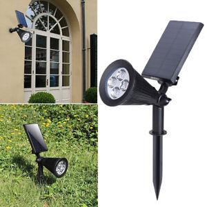 sterna-Giardino-Luce-Solare-LED-Da-Giardino-Prato-Lampada-Faretti-IP6