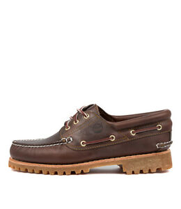 New-Timberland-Authentics-3-Eye-Classic-Mens-Shoes-Casual-Shoes-Flat