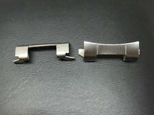 Bracelet End Links Seiko 6138-8020 stainless steel 19mm inner 10mm chronograph