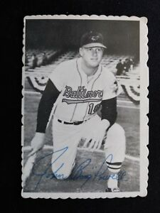 Details About 1969 Topps Deckle Edge Baseball Card 2 Boog Powell Baltimore Orioles