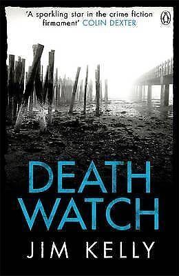 Death Watch, Kelly, Jim, Very Good Book