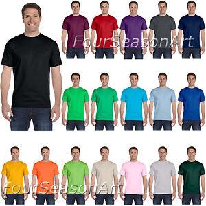 9abd365c655 Gildan Mens DryBlend Short Sleeve T Shirt sizes S M L XL 2XL 3XL 4XL ...