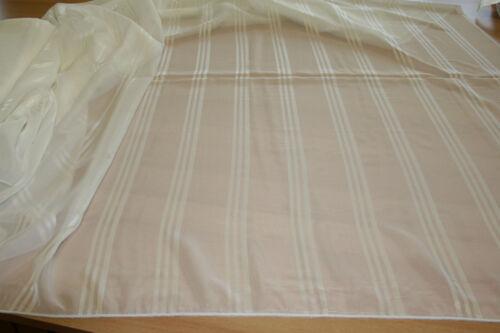 Strisce voile tendine sostanza con nastro di piombo metraggio sostanze stores tessuto 290 cm H