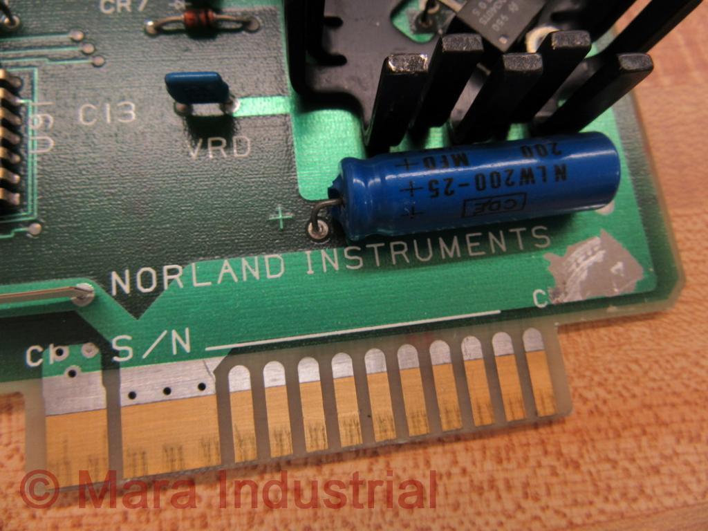 Instrumentos 208D005DC de placa de circuito 208D005D-C 208D005DC Instrumentos Norland e191bb