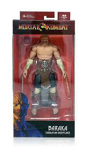 McFarlane Toys MORTAL KOMBAT Series 3 Action Figure Baraka UK Nuovo Di Zecca Sigillato