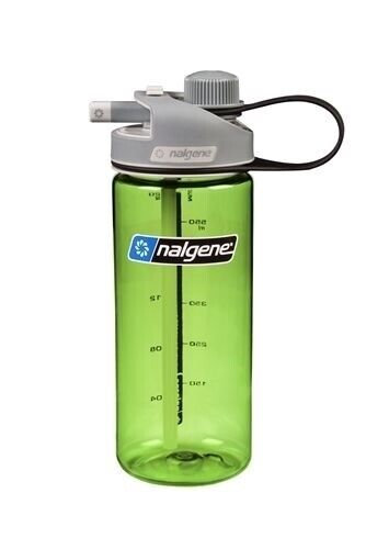 Nalgene 341975 Multidrink Bottle 20oz Green for sale online