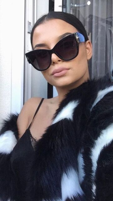 36b17817e1 Tom Ford Women s Anoushka Sunglasses - Black 664689646326