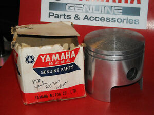 NEW-old-stock-GENUINE-1970-71-YAMAHA-RT1-360-2ND-OS-PISTON-P-N-284-11636-00