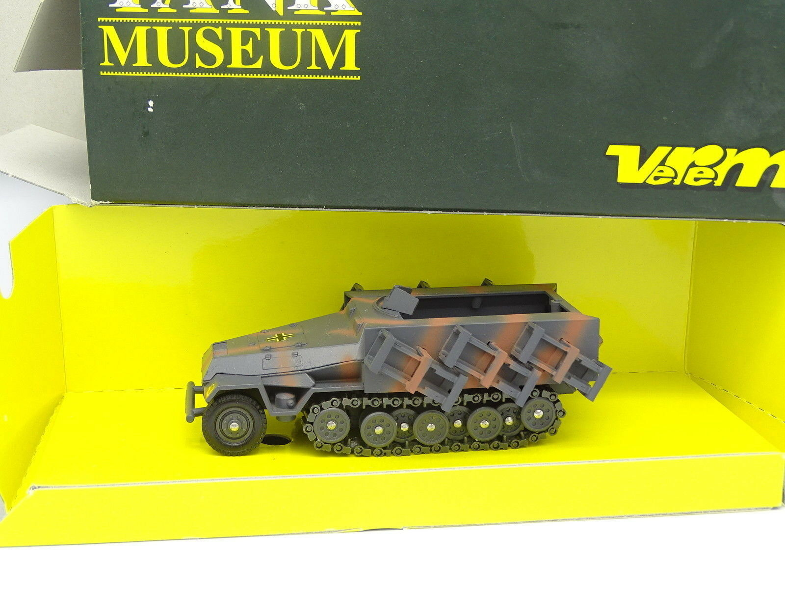 Verem Militaire Army - Tank Museum 1 50 - Char Tank Hanomag SM43
