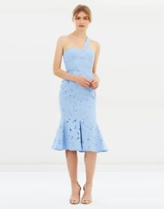 Camilla-and-Marc-Benito-Midi-Midi-Dress-Size-AU-8-US-4