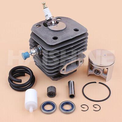 48mm Cylinder Piston Kit For Husqvarna 261 262 262XP Chainsaw Rep #503 54 11-72