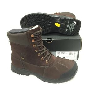 Ugg Metcalf Stout Men Waterproof Leather Snow Boots Lace