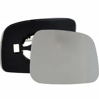 Right Mirror Glass Heated Wing Mirror Glass for VW Volkswagen Caddy 2004-2010