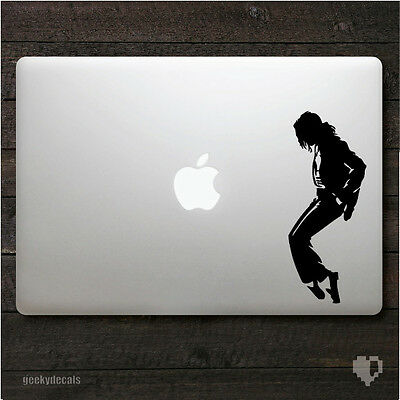 Michael Jackson Macbook Decal / iPad Decal