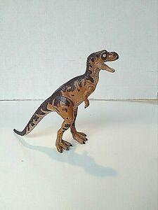 Jurassic Park baby T-Rex Site B JP 42 w// Injured Leg 1997