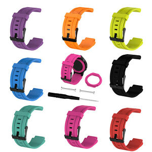 toujours populaire vente officielle authentique Replacement Silicone Strap Watch Wrist Band+Tools For Garmin ...