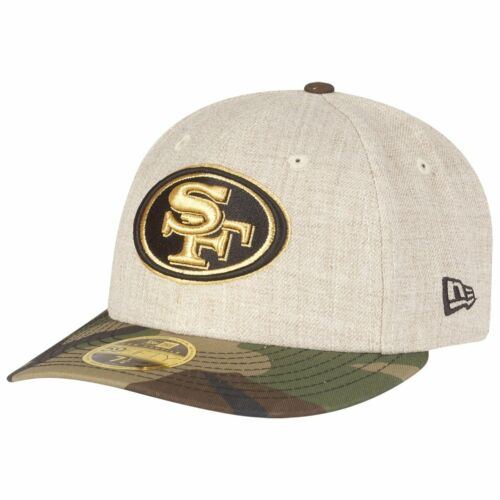 NEW Era 59 FIFTY LP fitted Cap-NFL San Francisco 49ers