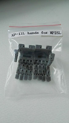 KFC  Keiths Fantasy Club KP11L POSABLE HANDS FOR MP-25L Loudpedal,In stock