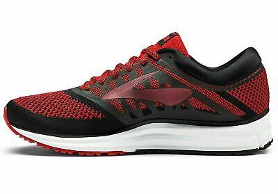 NEW Men/'s CHOOSE SZ BROOKS Revel 1102601D669 Red//Black Running Shoes