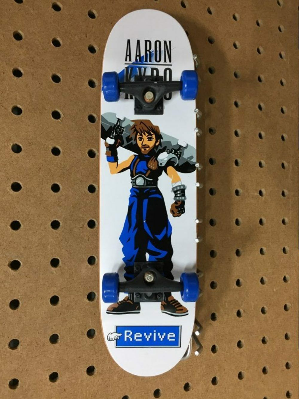 Collectible Collectible Collectible Mini Aaron Kyro Warrior Handboard cc10d1