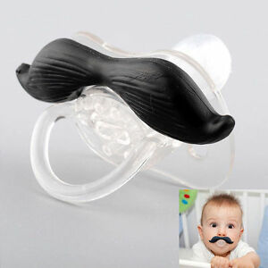 Cute-Mustache-Baby-Boy-Girl-Infant-Pacifier-Orthodontic-Dummy-Beard-Nipples-Gift