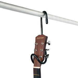 Closet Guitar Hanger Display Rack Guitar Bar Hanger Ebay