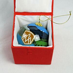 Rocky Mountaineer Christmas Ornament Gift Holidays
