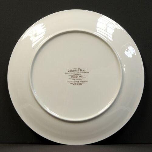 V&B Villeroy & Boch Design 1900 Eßteller Nr. 4 Durchmesser 26,5 cm