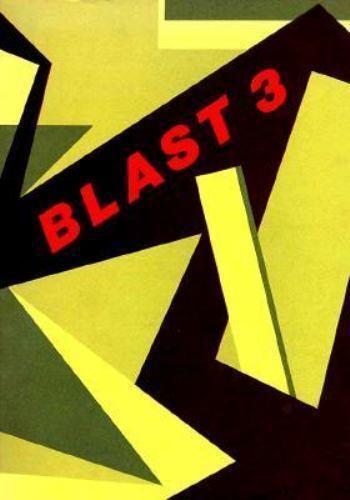Blast 3 (Blast Three) (No.3), Lewis, Wyndham